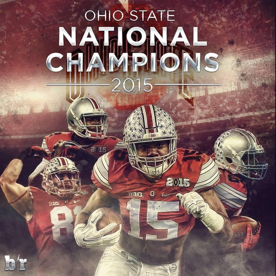 buckeyes championship wallpaper